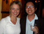 Beate and Pix' Eric Chuang