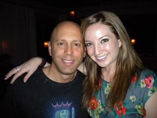Gary Reisman and Kori Stanton